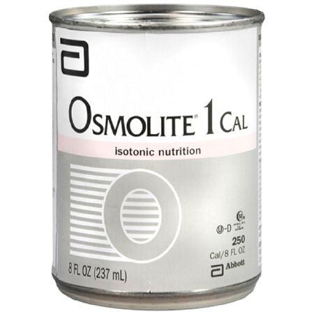 Image of Abbott Nutrition Osmolite 1 Cal Tube Feeding Formula 1 Count, 1060 Calories, 1000 ml, Bottle, Unflavored
