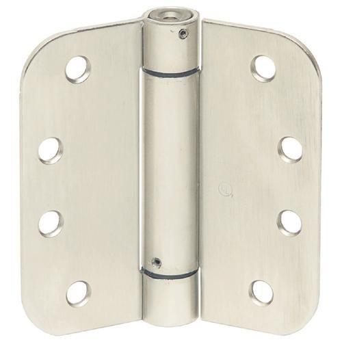 Stanley  RD2068R-4  Spring  RD2068  Door Hinge  4 x 4  ;Satin Chrome