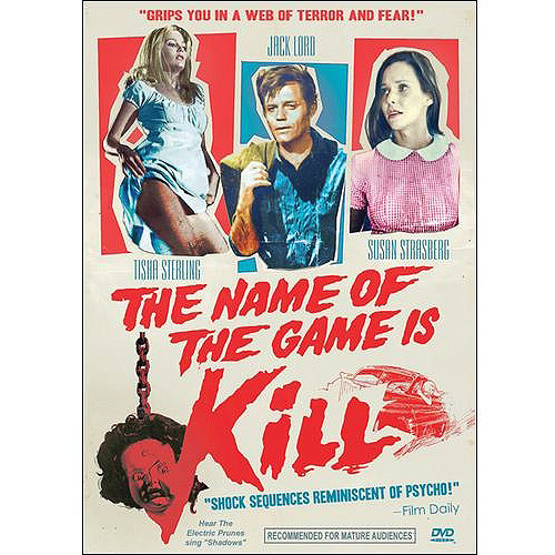 The Name Of The Game Is Kill (1968) (Anamorphic Widescreen)