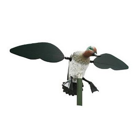 MOJO TEAL DECOY W/SUPPORT POLE