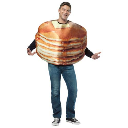Adult Stacked Pancakes Costume Rasta Imposta 6807, One Size