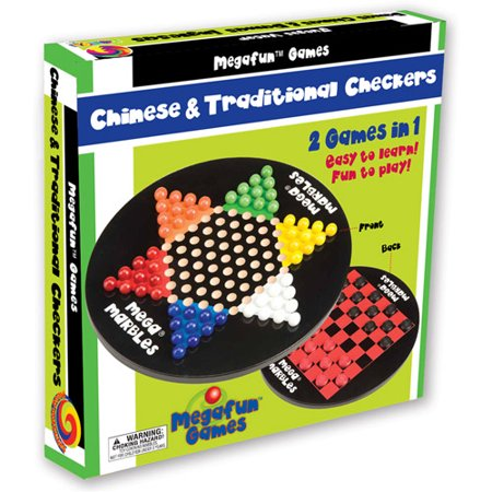 Chinese and Traditional Checkers