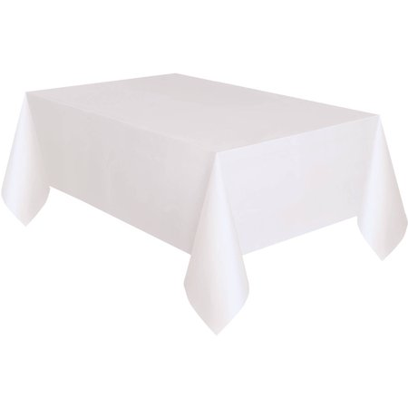 Plastic Table Cover 108 X 54 Walmartcom
