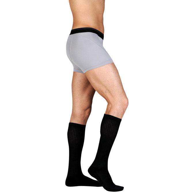 Juzo 4700 Basic Knee High Casual Socks - 15-20 mmHg   JUZO4700AD-P