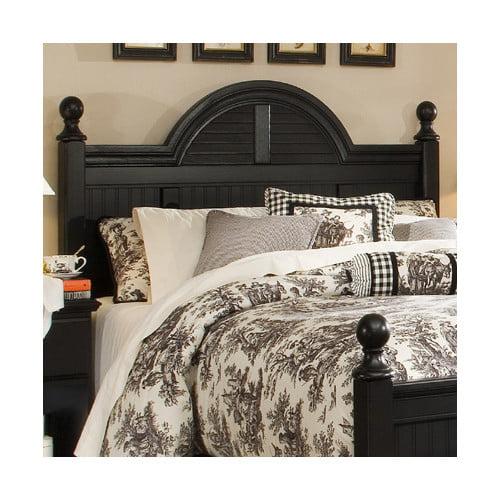 Carolina Furniture Works, Inc. Midnight Wood Headboard