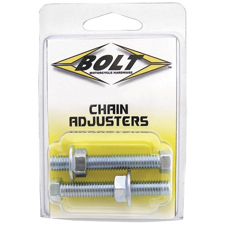 Bolt MC Hardware 2006-CH Chain Adjuster Nut and Bolt Assembly