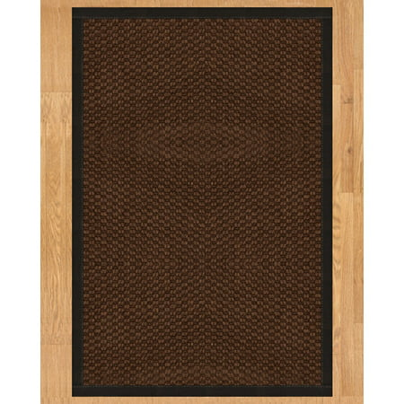 Natural Area Rugs Triton Hand Crafted Black Area Rug (Triton Museum Halloween)