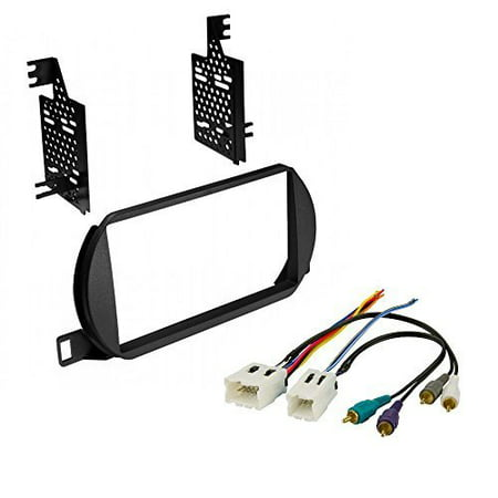 NISSAN ALTIMA 2002 2003 2004 CAR STEREO RADIO CD PLAYER RECEIVER INSTALL MOUNTING KIT WIRE HARNESS (2007 Nissan Altima Radio)
