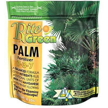 Rite Green Palm Food, 4 lbs ()