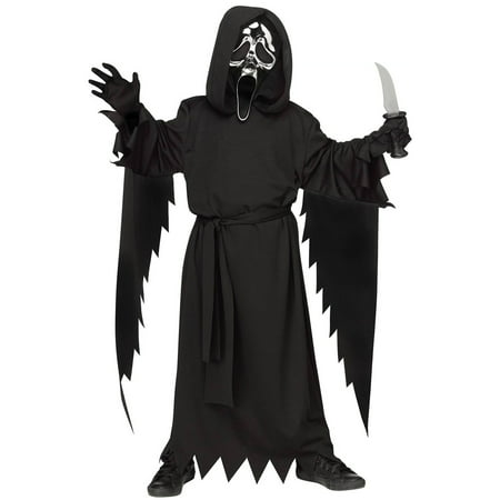 25th Anniversary Ghost Face Child Costume - Ghost Face Scarecrow