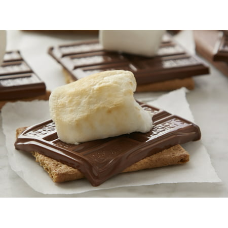 Smores Essentials Chocolates Marshmallows And Graham Crackers