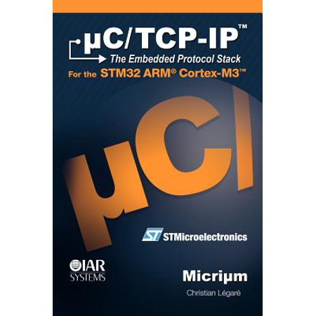 Uc/TCP-IP and the Stmicroelectronics Stm32f107
