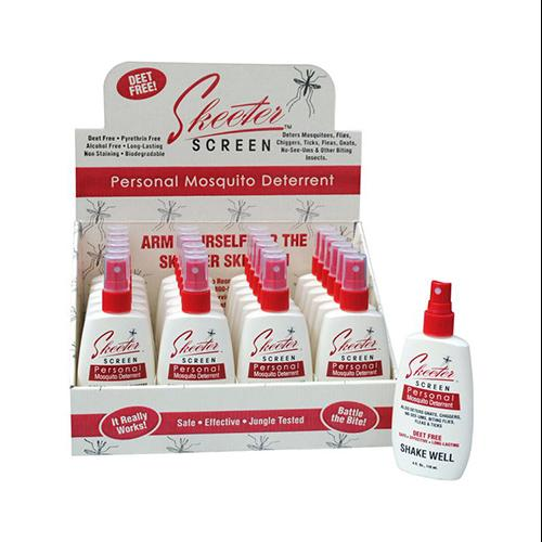 SCENT SHOP Personal Mosquito Deterrent Spray, 4-oz. by SCENT SHOP