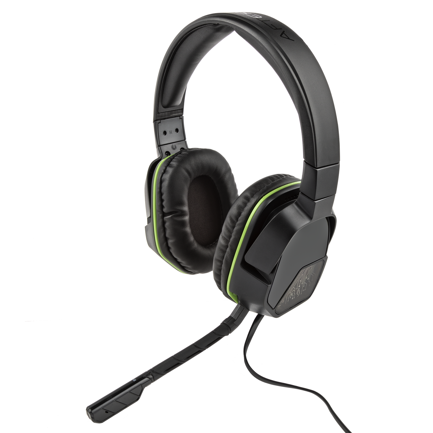 PDP Xbox One Afterglow LVL 3 Stereo Gaming Headset, Black, 048-041