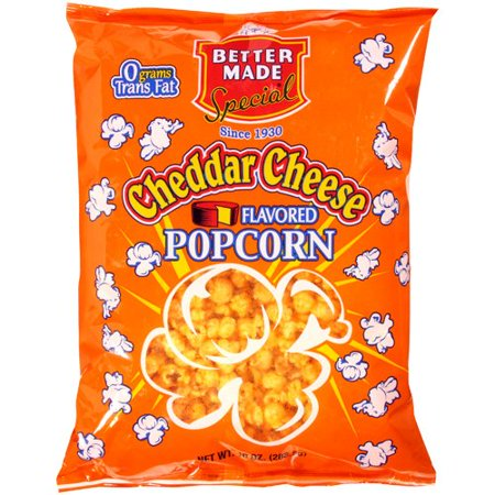 Better Made Snack Foods Better Made Special Popcorn, 10 oz - Popcorn Factory Halloween Special