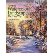 Search Press Books-Painting Watercolor Landscapes