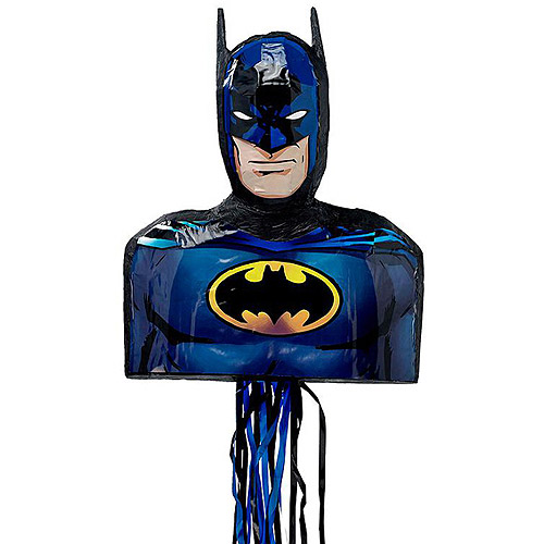 Batman 3D Pull String Pinata by Generic