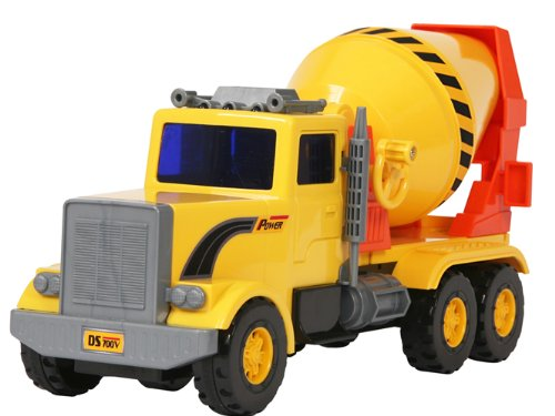 Vehicles Cement Mixer (Friction Powered), Small World Express Cement Mixer is a wonderful addition to your... by