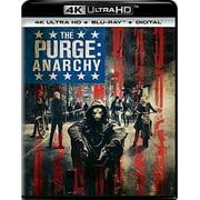The Purge: Anarchy (4K Ultra HD + Blu-ray + Digital Copy)