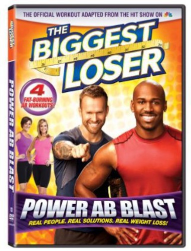 Biggest Loser: Power Ab Blast by Trimark Home Video