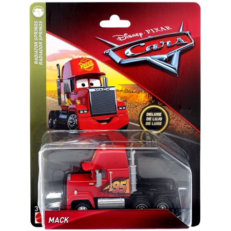 Disney / Pixar Cars Radiator Springs Mack Diecast Car (Mattel Radiator Springs)