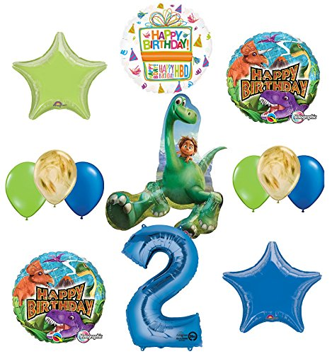 Arlo and Spot The Good Dinosaur 2nd Birthday Party Supplies