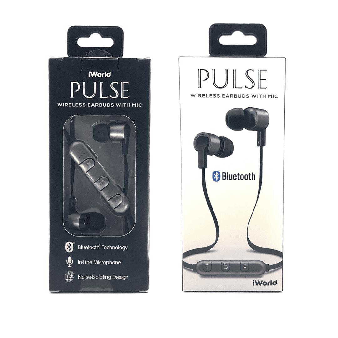 iWorld Mega Pulse Bluetooth Earbud