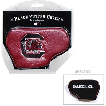 Team Golf NCAA South Carolina Golf Blade Putter Cover (Ncaa Putter Cover Blade)