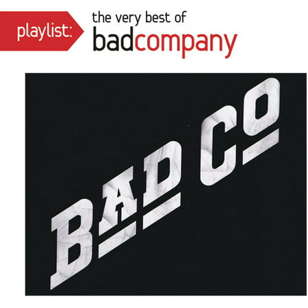 Bad Company - Playlist: The Very Best of Bad Company (Walmart Exclusive)