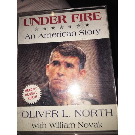 under fire an american story oliver north audio cassette