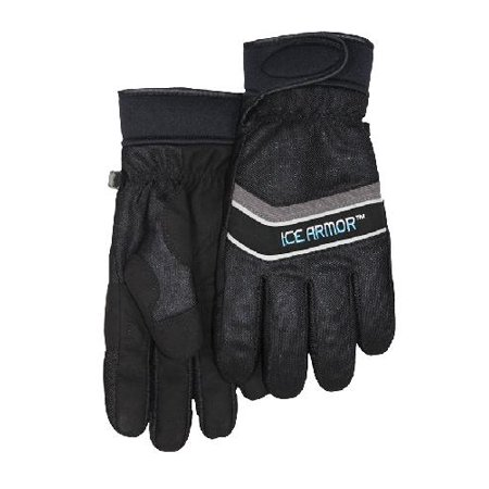 Clam Outdoor Winter Ice Fishing 9797 Icearmor Edge Gloves (Sm)