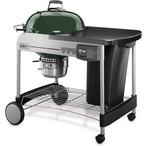 "Weber Performer Deluxe 22"" Charcoal Grill by Weber Stephen Products"