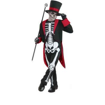 CHCO-MR.BONE JANGLES-LARGE - Day Of The Dead Couple Costumes