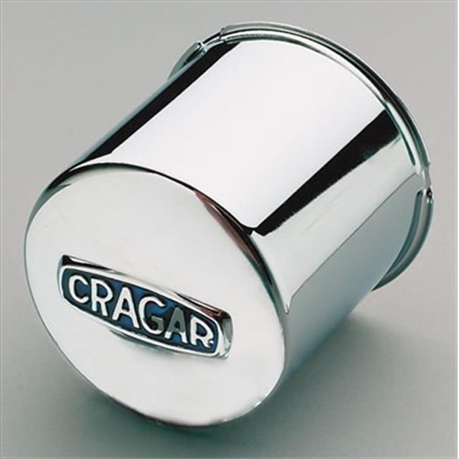 Cragar 292441 Wheel Center Caps 3.15 In.
