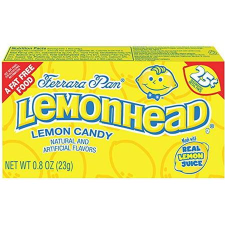Lemonheads (Pack of 8)