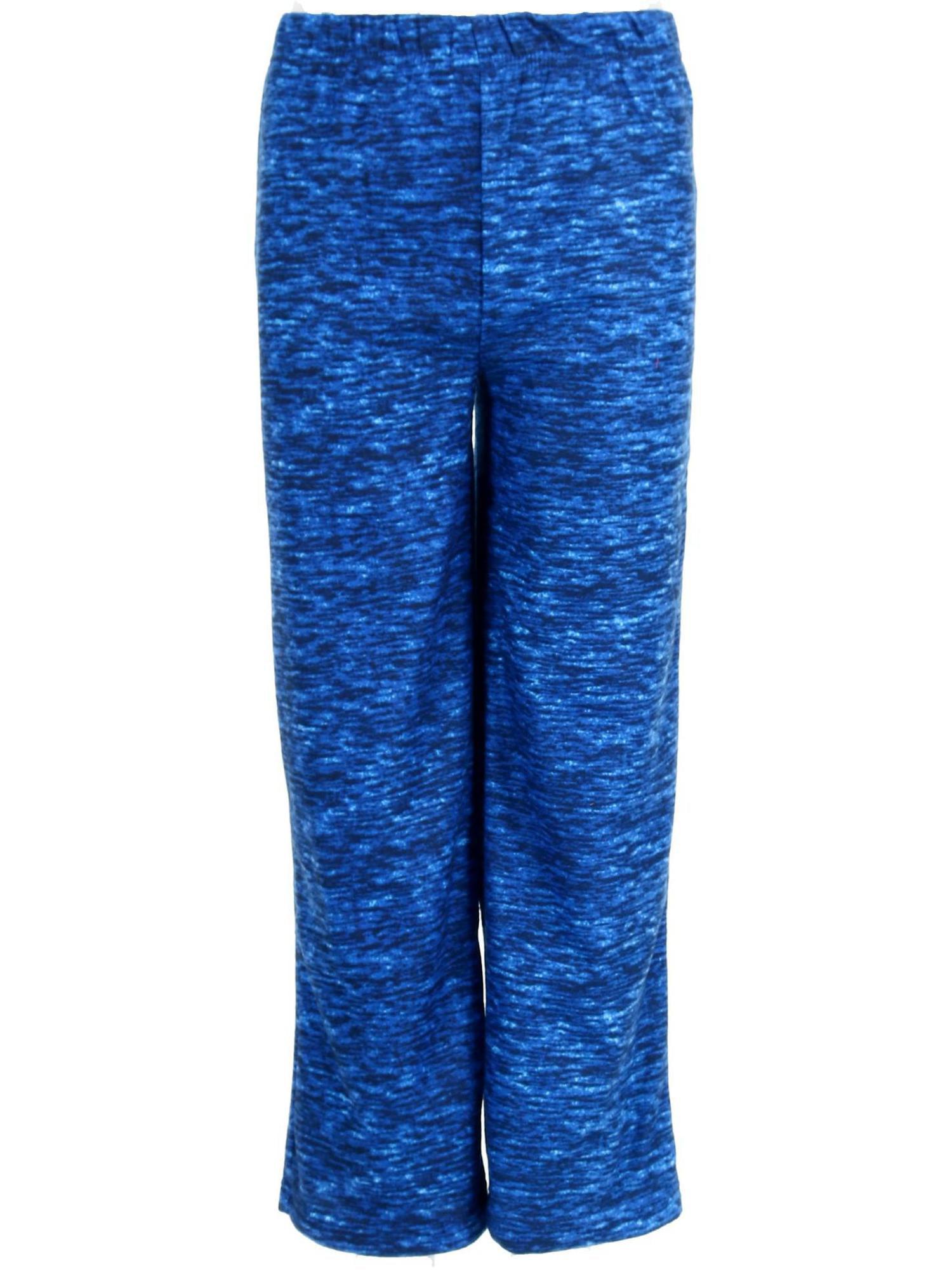 Boy's Micro Fleece Pajama Lounge Pants