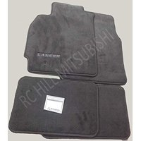 Mitsubishi 2002 2003 2004 2005 2006 Genuine Lancer Carpet Floor MATS Grey ALN03XFB01 MZ312875