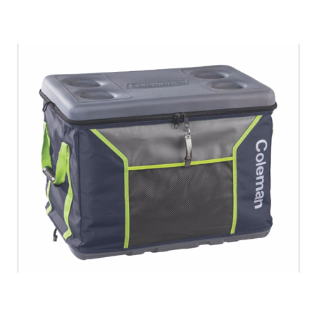 Coleman Collapsible Sport Soft Sided 75 Can Cooler W