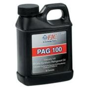 Fjc, Inc. 2487 Pag Oil - 100 Viscosity 8 Oz Bottle
