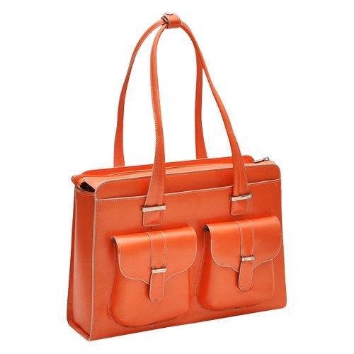 McKlein USA Alexis Leather Ladies Briefcase
