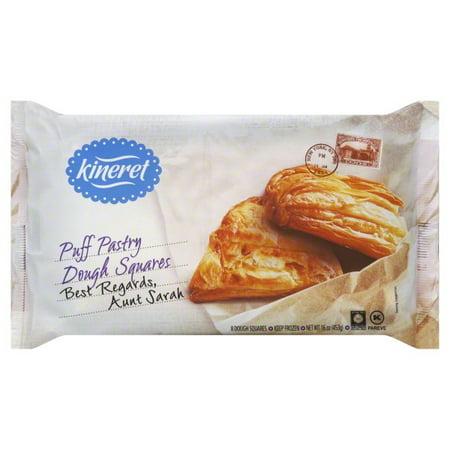 Blue White Foods Kineret Puff Pastry 8 Ea Walmartcom