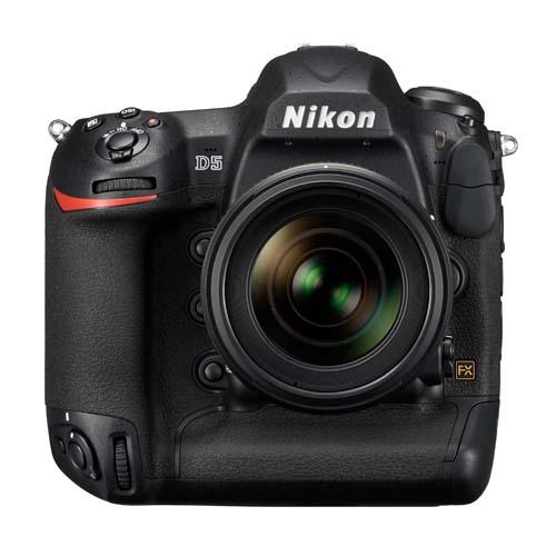 Nikon D5 Digital Camera Body CF Version by Nikon