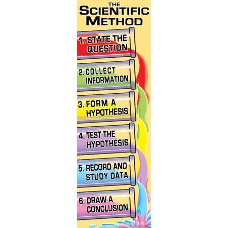 Scientific Method Poster (COLOSSAL POSTER SCIENTIFIC METHOD )