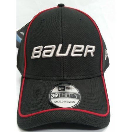 8a7d41d4b86ac3 Bauer Hockey - Bauer New Era 39THIRTY Vapor Men's Cap Black, Small ...