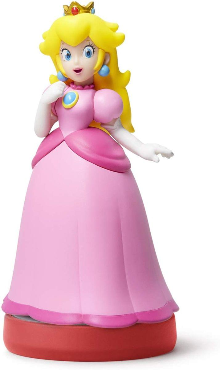 Nintendo Smash Bros Series Amiibo Peach Walmart Com