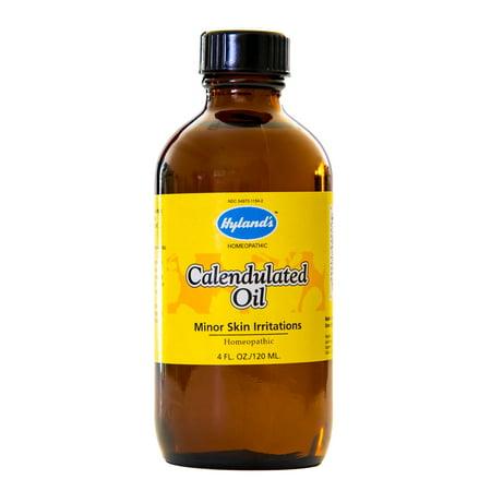 Hylands Homeopathic Calendula Oil   4 Fl Oz