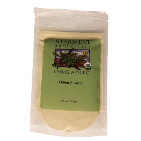 Organic Onion Powder Pouch