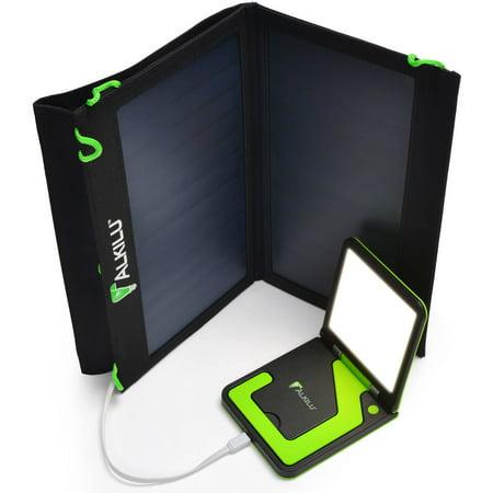 Image of ALKILU TripLit OLED Light & 14W Solar Charger Bundle