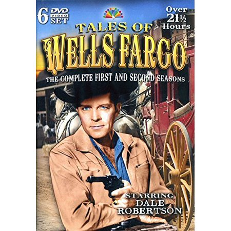 Tales Of Wells Fargo  First And Second Seasons