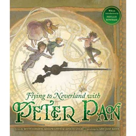 Flying to Neverland With Peter Pan by